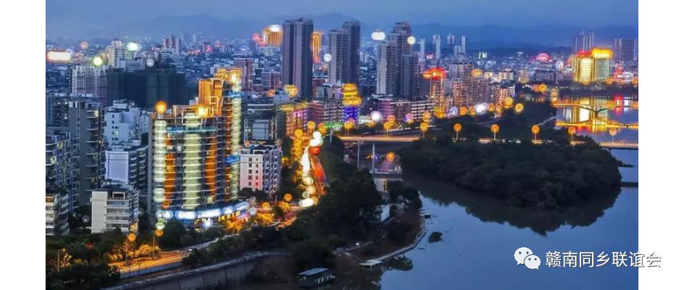 赣南18~县~市~区,看看你家乡的美排在第几位?