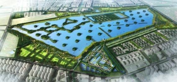 历害了!我的霍邱!霍邱县城特色风貌规划公布!霍邱的未来有多美!!