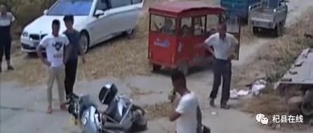 杞县人警惕:马路晒粮出大事,多少麦子赔得起?