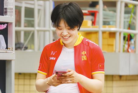 新安参加奥运第一人!郭裕芳出征东京奥运会