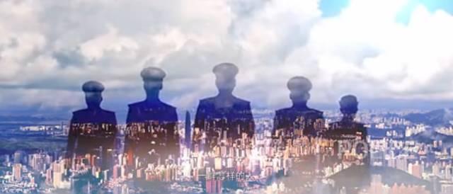 中国警察形象宣传片发布:我们是中国警察。