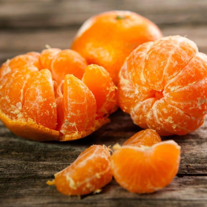 橘子甜不甜,平川人看这几个地方就行了!照着买个个皮薄又甜
