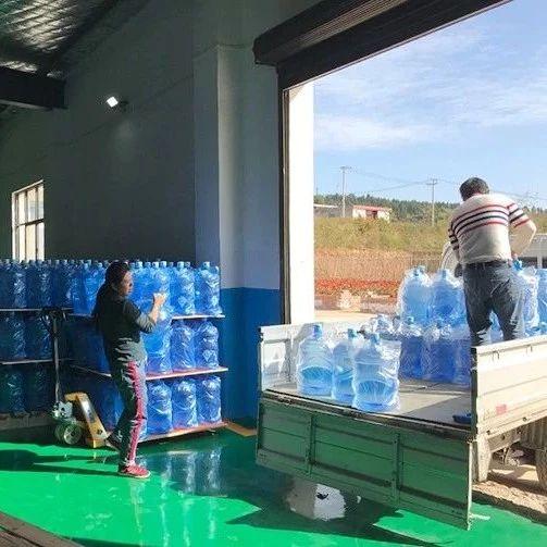 河南汝州:吃水难的贫困村如今靠水来赚钱
