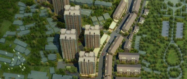 工程进度:2021年1月龙辰・古城御景