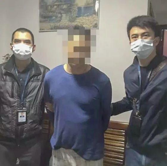 一男子杀人后潜逃27年还娶妻生子,在惠州被抓了!