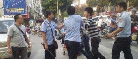 依法逮捕!青田这些人妨害公务,辱骂、抓伤民警!