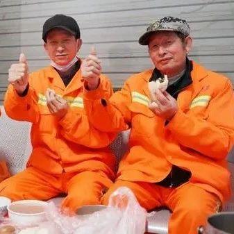 """白馍稀饭也""""受巡察""""!潢川县委巡察组还原环卫工人早餐里的幸福味道"""
