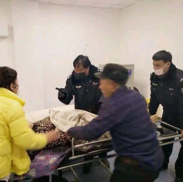 【城事】暖心!白城一女子在家突发疾病,特勤防暴大队护送紧急就医,并垫付医药费1000元