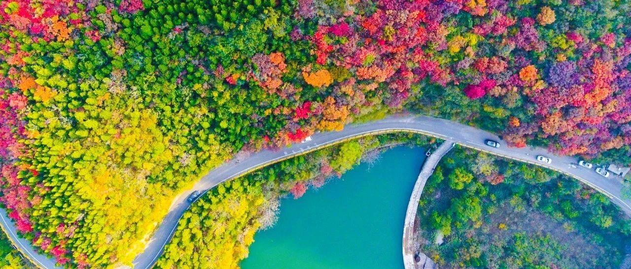 这些隐藏在郑州的小山村,才是秋天最美的样子