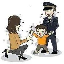 别大意了!潢川上油岗一小女孩走失,民警仅用半小时找回!