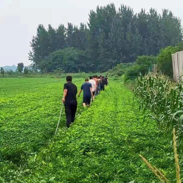 长葛大周全镇断水断电期间:这6村13500口人为啥一直有水用?