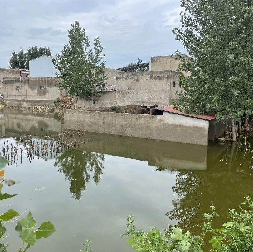 长葛古桥镇28个村受灾!涉及31264人!受灾面积31612亩……