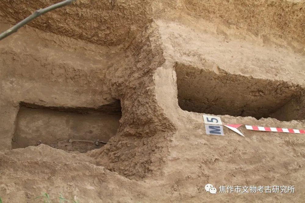 焦作一在建小区工地挖出8座古墓!惊现多具人骨!初判定为...