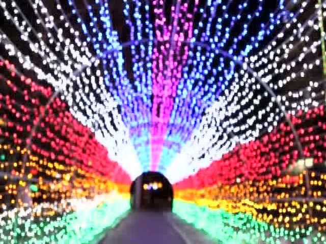 【视频】-张灯结彩澳门轮盘赌场夜色