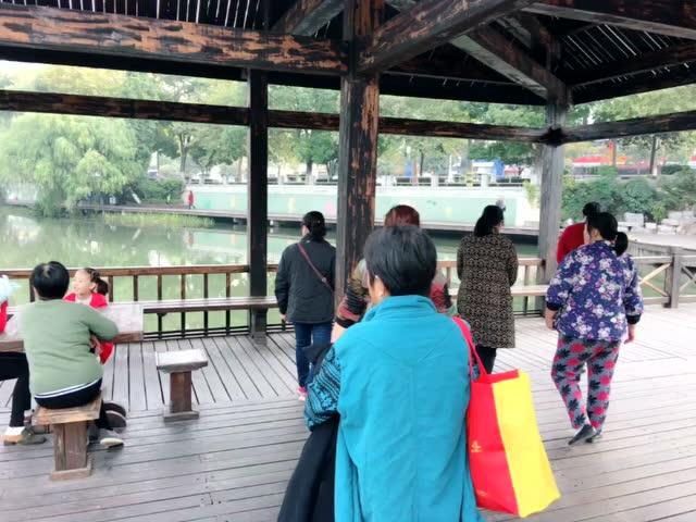 湖北荆门市天鹅湖公园20181024