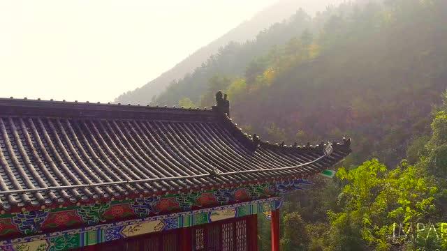 山阳风景航拍精彩视频-知了文化