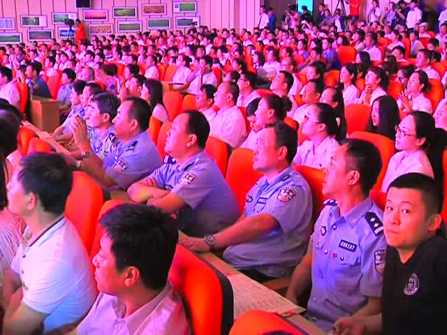 【视频】澳门轮盘赌场县庆祝建党95周年公安局党委合唱队