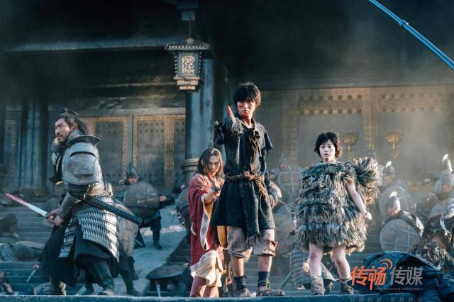 漫改电影《王者天下》在日上映,在象山拍摄剧照曝光