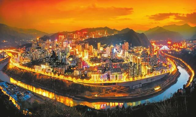 """四川""""最富裕""""的城市,不是成都也不是绵阳,而是这座五线城市"""