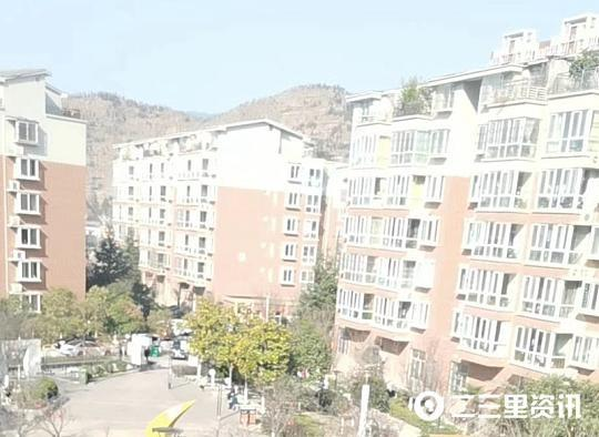 春天的感觉!山阳县丰阳花园小区1169户业主用上了暖气