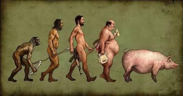 内裤的进化,看得人面红耳赤!!