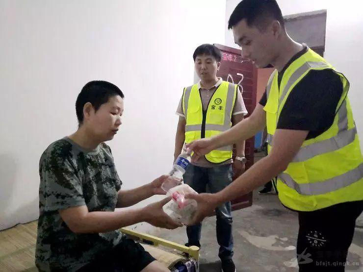 宝丰县:积极开展流浪乞讨人员巡查救助工作