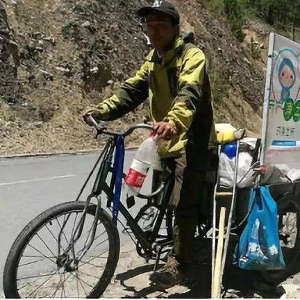 90后小伙辞职后,徒步川藏线捡垃圾:最美的净土,是你的心!