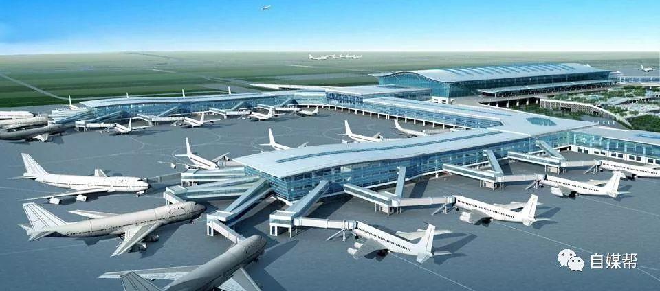 山东这小镇厉害了!将迎来18亿的机场,不在烟台,也不在泰安