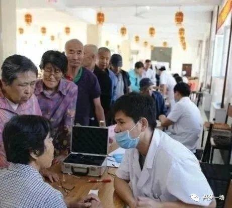 """8月1日起,东台农村将进入""""免费时代""""?这5大项目不用自己出钱了"""