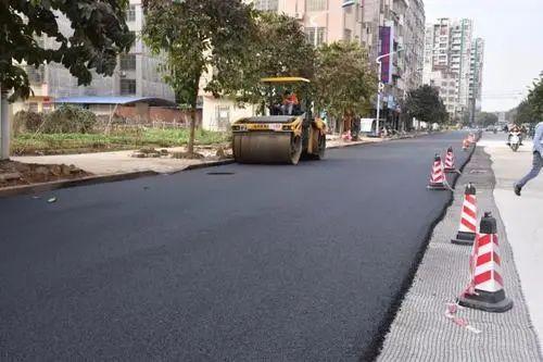 确定!霍邱这个街道整治修路!@投资800余万!霍邱4地又将有大建设!