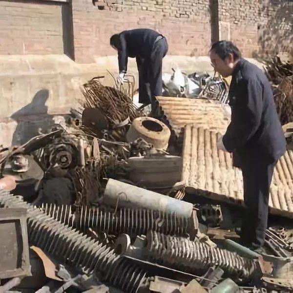 萍乡一废品收购站老板收购了这个东西后,被判刑一年,罚款三万!
