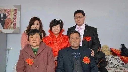 咱,一家人。
