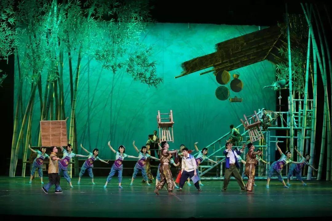 南溪将有大型杂技舞台剧上演,时间就在……