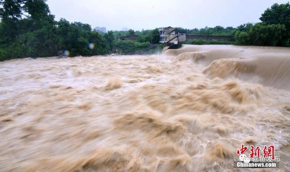 �砹�!今年�L江第2�洪水