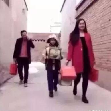 �F女婿,富女婿!