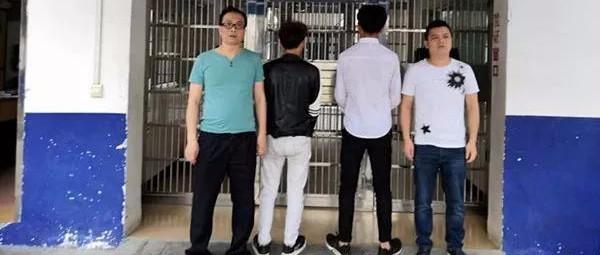 赣州抓获2男子,竟敢当街抢手机!
