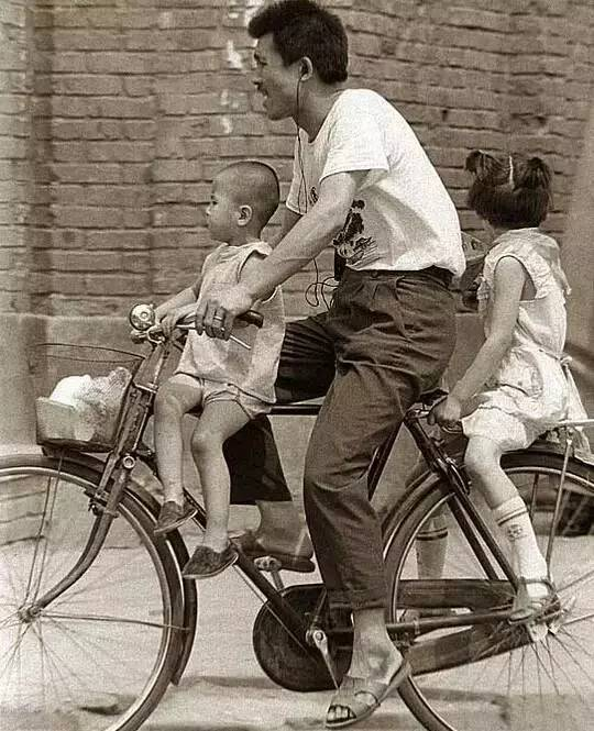 30年前的老照片,看懂的人都老了!