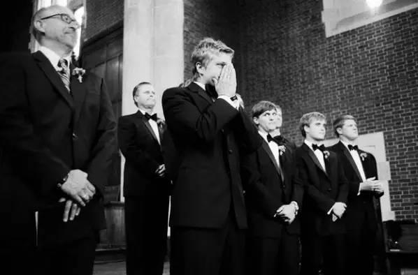 婚礼瞬间,关于爱的表达,竟然感动了亿万人!