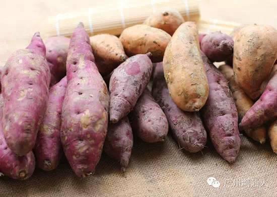番薯到了潮汕人锅里,能变出N种另类的做法,你吃过几种?