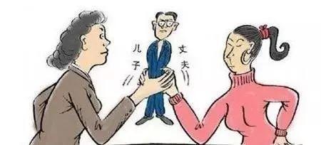 婆婆经常半夜进儿子房间,媳妇气炸了要离婚!@法官这样说…