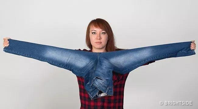 买裤子根本不用试,只需学会这3招,一买一个准
