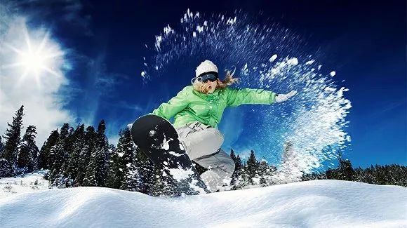 吉林省9大景区上冰雪旅游品牌影响力排行白城人你去过几个?