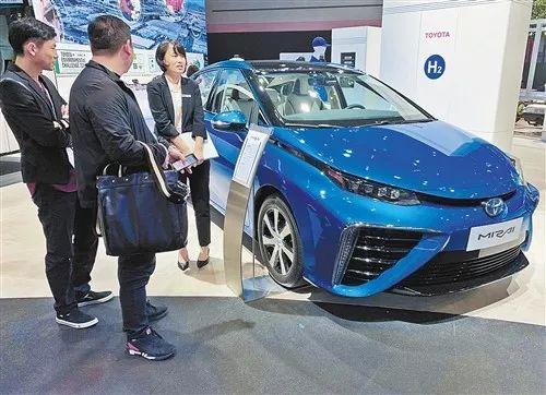 氢燃料电池有了技术新突破
