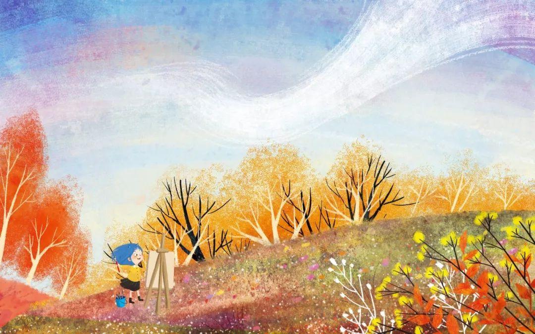 十首秋风诗词:秋风起,你在思念谁?