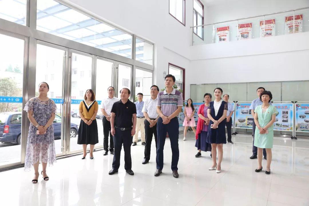 团省委副书记王笃波赴澳门真人赌场官网调研