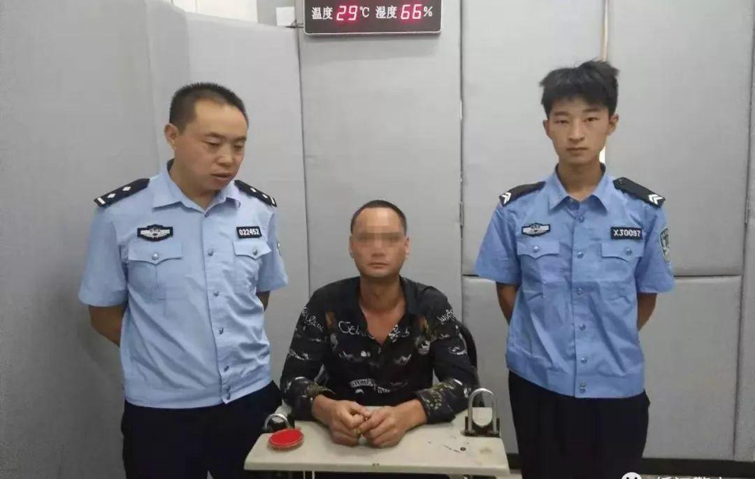 �江���x:一男子酒后妨�K警方�绦泄��毡恍叹�