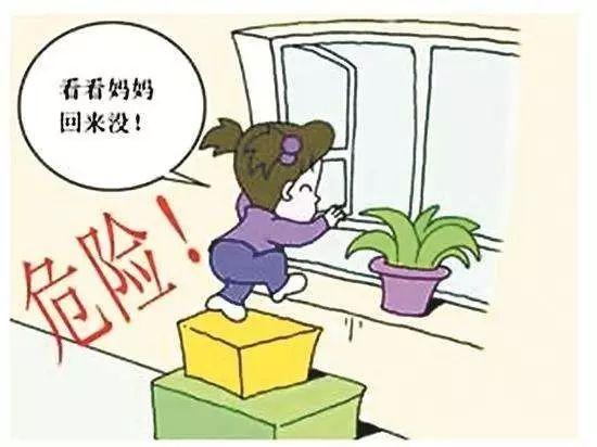 泸州叙永一名5岁男童从23楼卧室窗户坠亡,如何?#20048;?#23401;子高楼坠落?