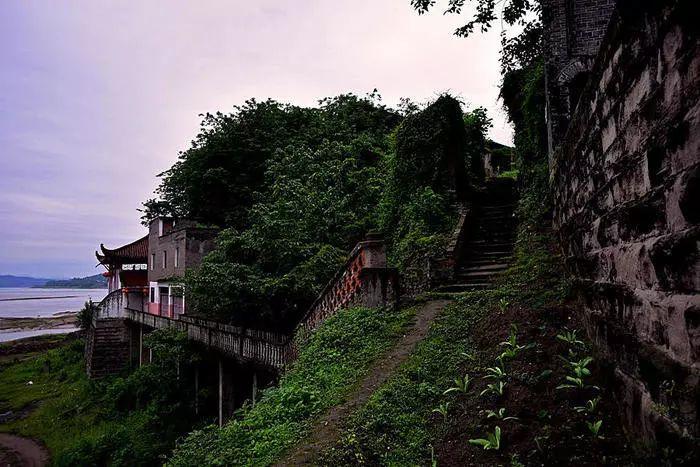 川南小城合江那些孤独与真实的古镇