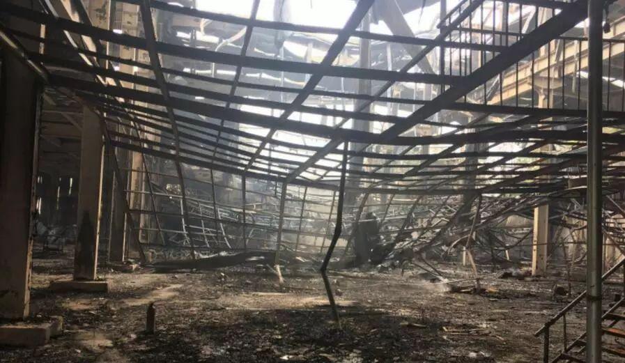 还记得清水9月底家具厂那场大火吗?因违规操作,三人被追责!