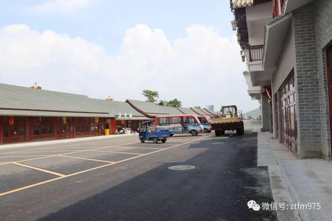 昭阳区打造龙山寨古镇特色旅游小镇:吃、喝、玩、乐、购、游一体